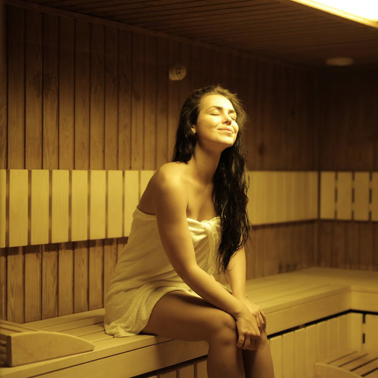 ritual of sauna